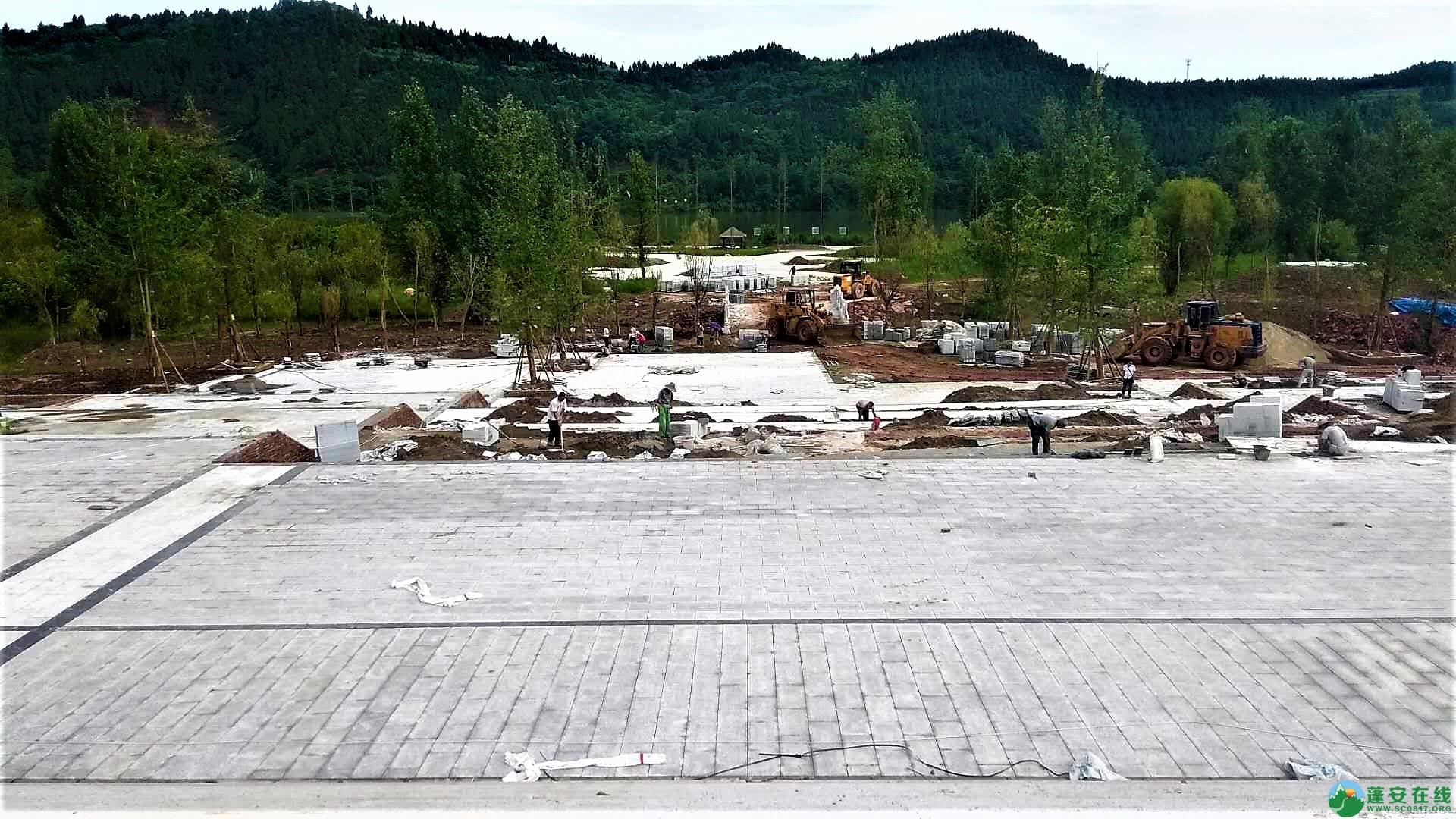 蓬安锦屏新区建设进度一览(2019年06月29日) - 第26张  | 蓬安在线