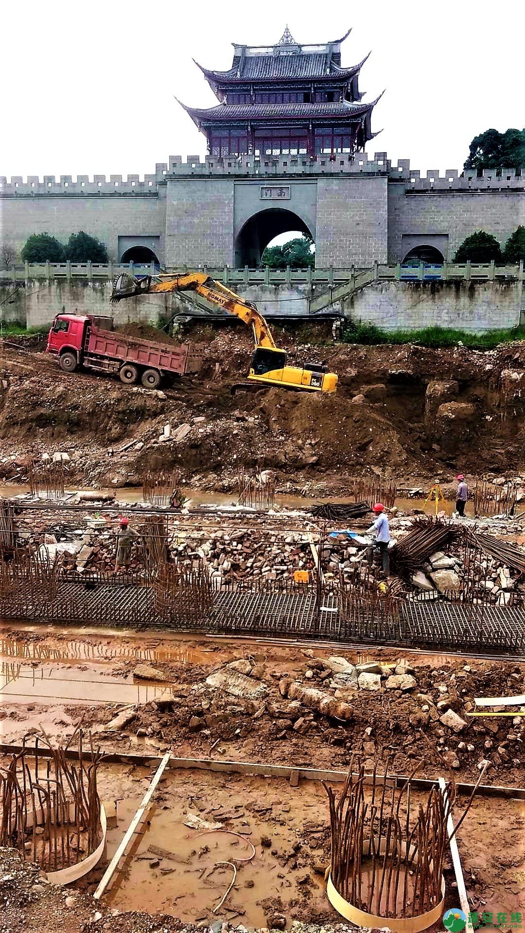蓬安锦屏新区建设进度一览(2019年06月29日) - 第31张  | 蓬安在线