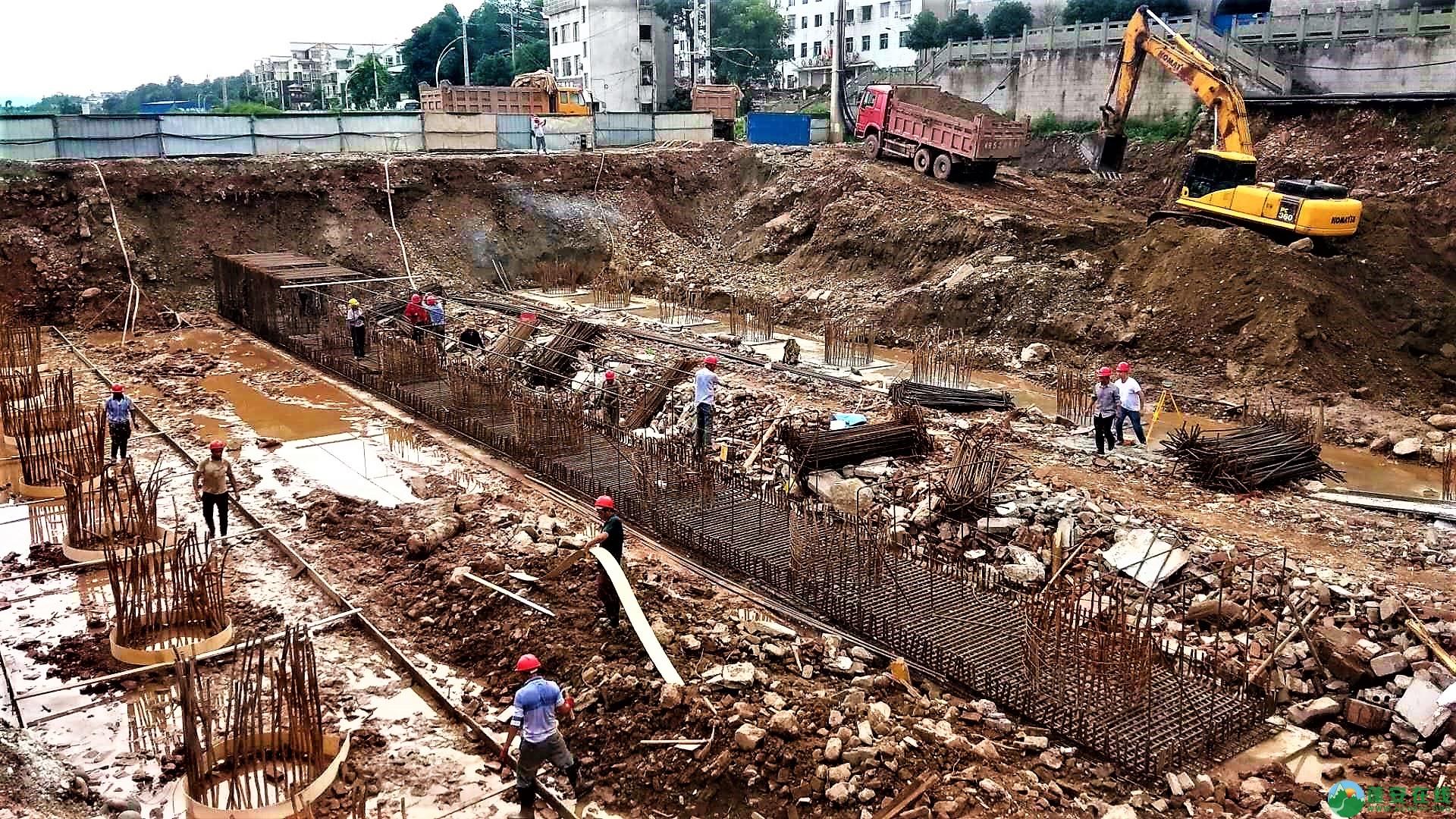 蓬安锦屏新区建设进度一览(2019年06月29日) - 第32张  | 蓬安在线