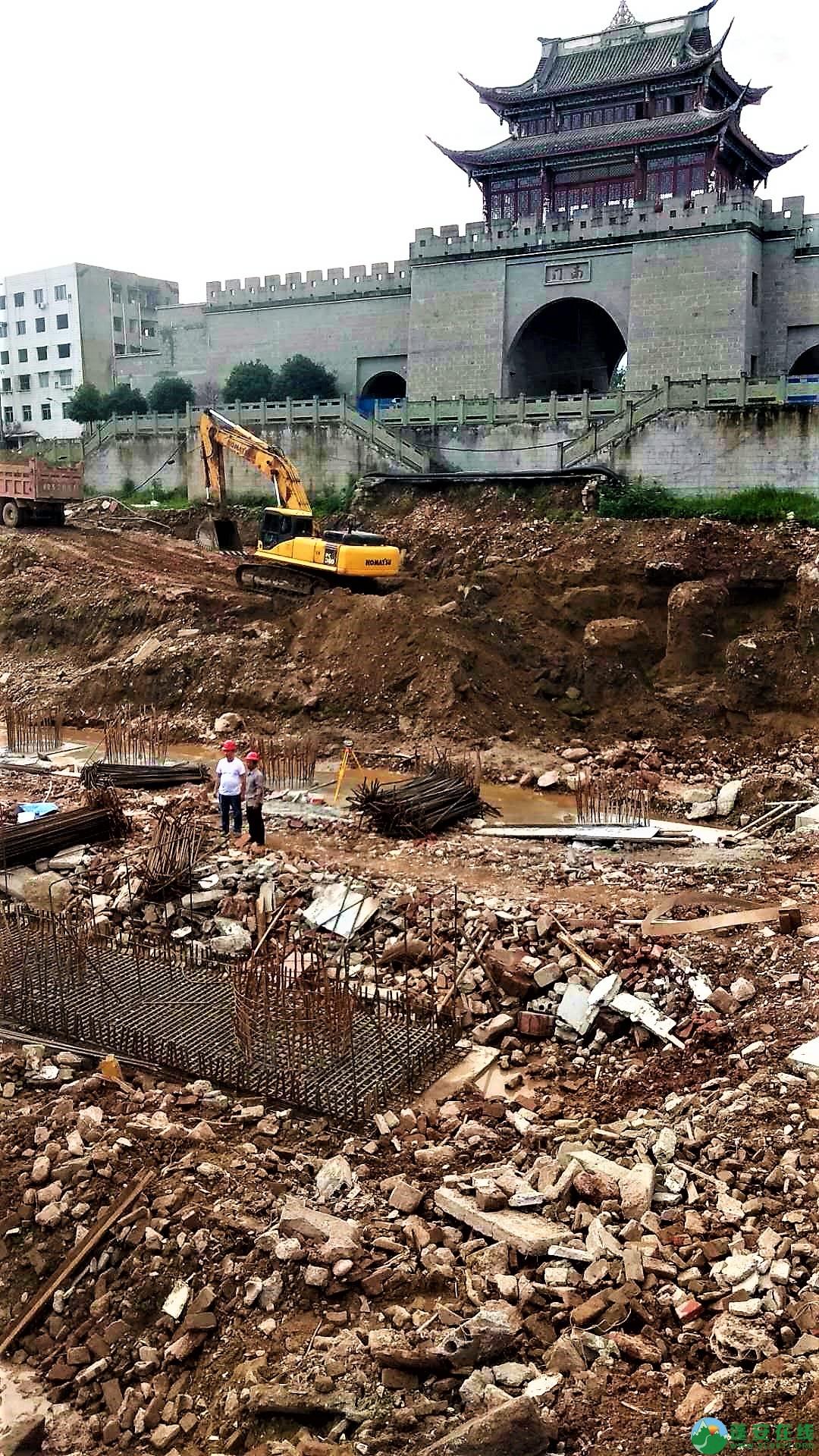蓬安锦屏新区建设进度一览(2019年06月29日) - 第33张  | 蓬安在线