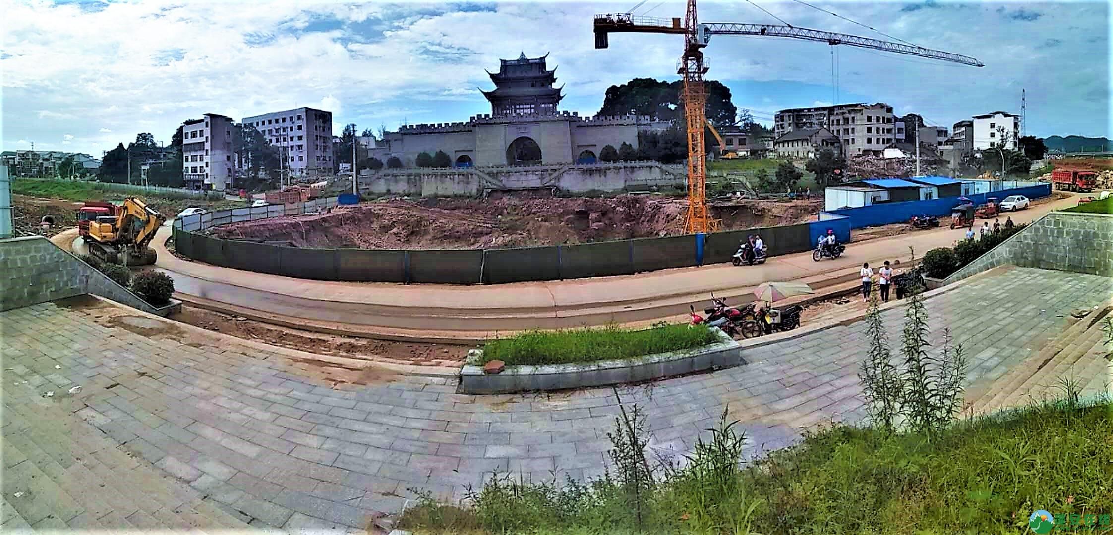 蓬安锦屏新区建设进度一览(2019年06月29日) - 第35张  | 蓬安在线