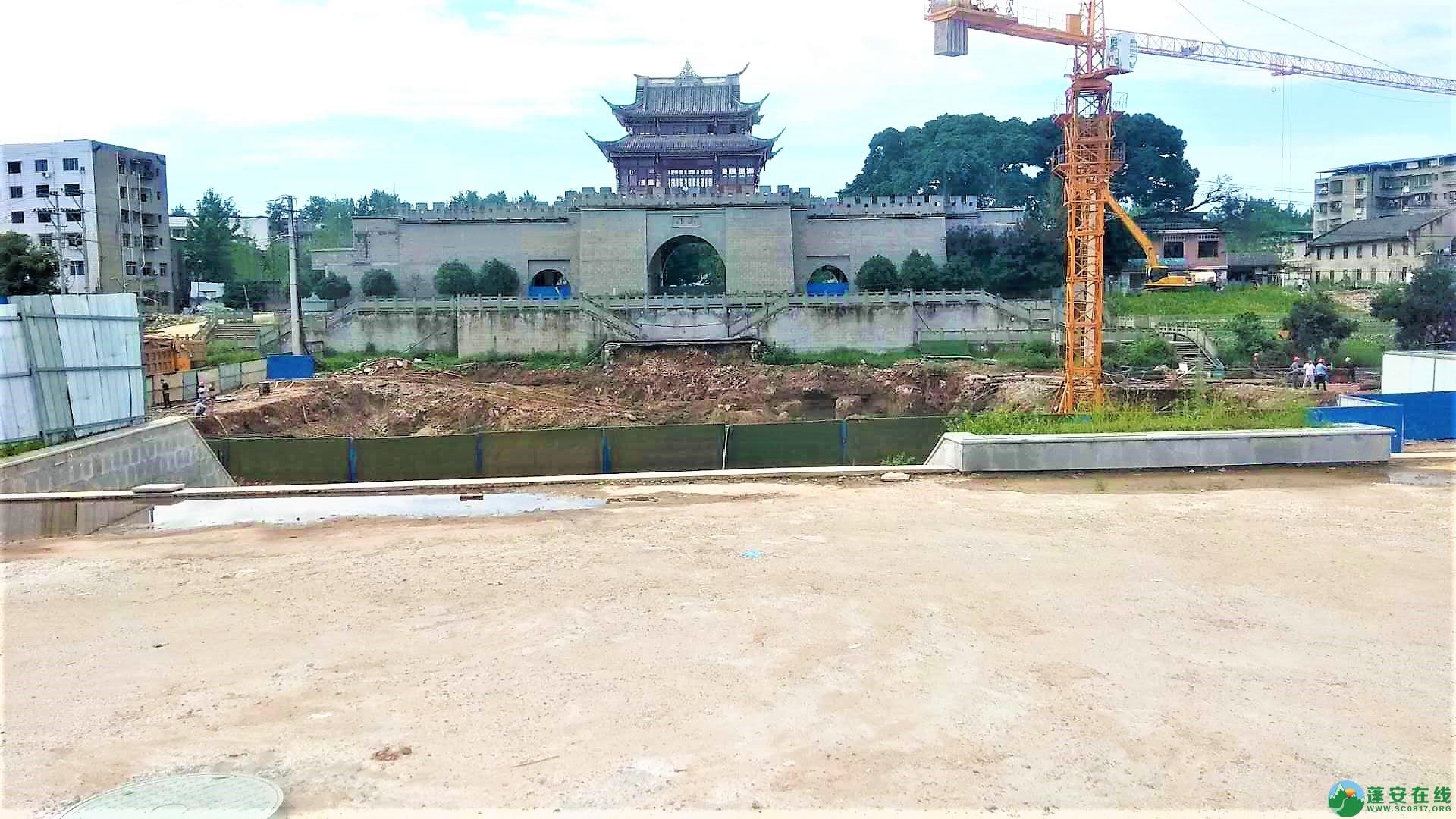 蓬安锦屏新区建设进度一览(2019年06月29日) - 第37张  | 蓬安在线