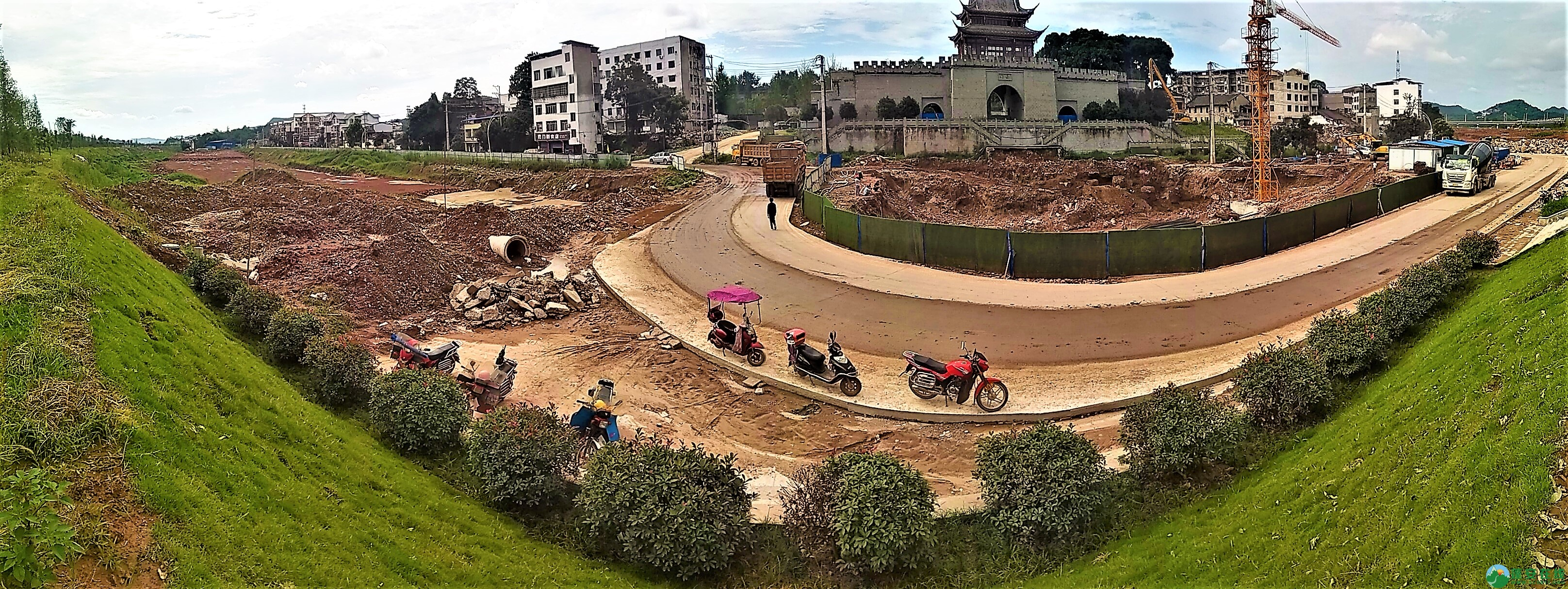 蓬安锦屏新区建设进度一览(2019年06月29日) - 第38张  | 蓬安在线