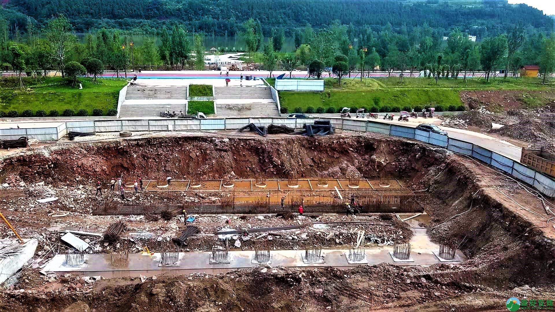 蓬安锦屏新区建设进度一览(2019年06月29日) - 第44张  | 蓬安在线