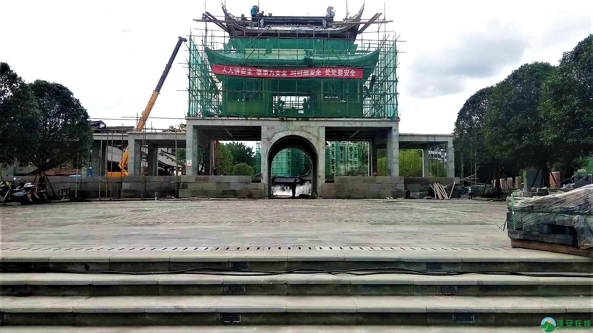 蓬安锦屏新区建设进度一览(2019年06月29日) - 第53张  | 蓬安在线