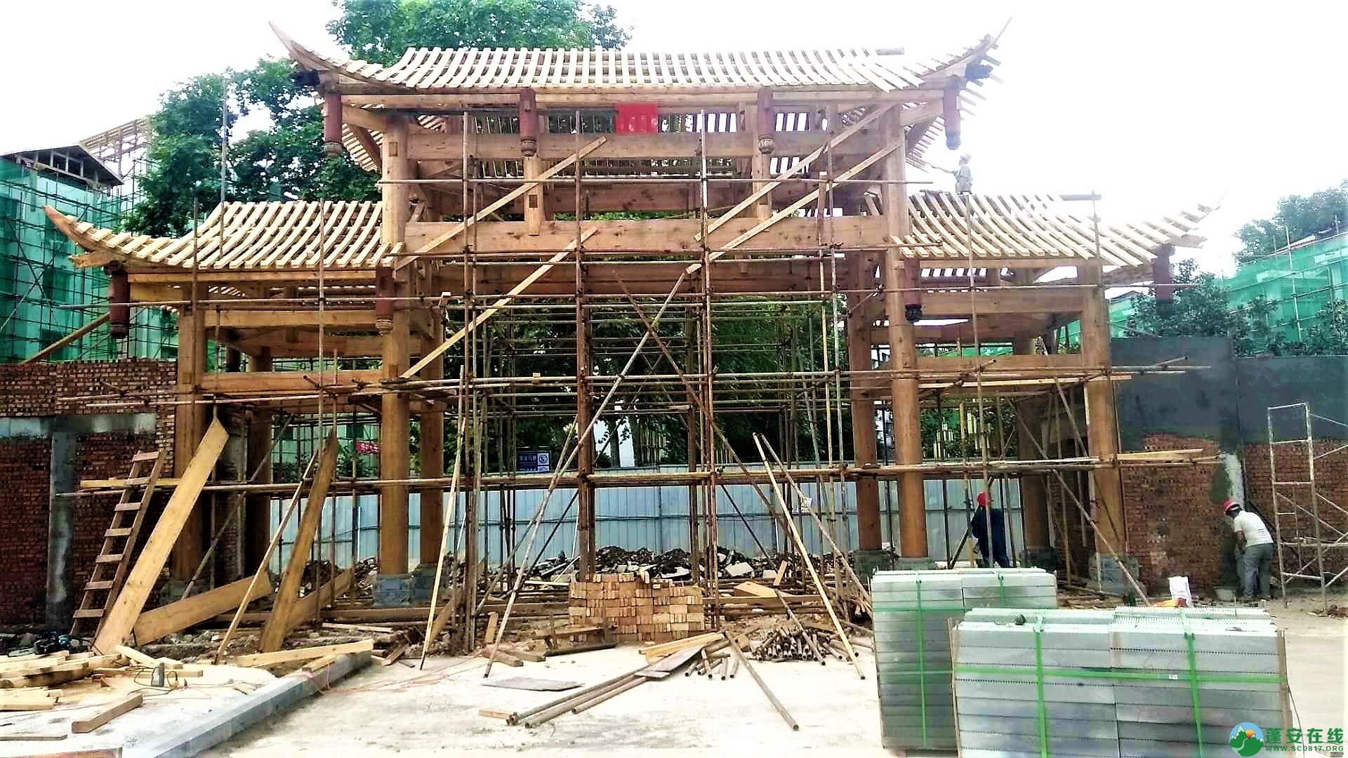 蓬安锦屏新区建设进度一览(2019年06月29日) - 第56张  | 蓬安在线