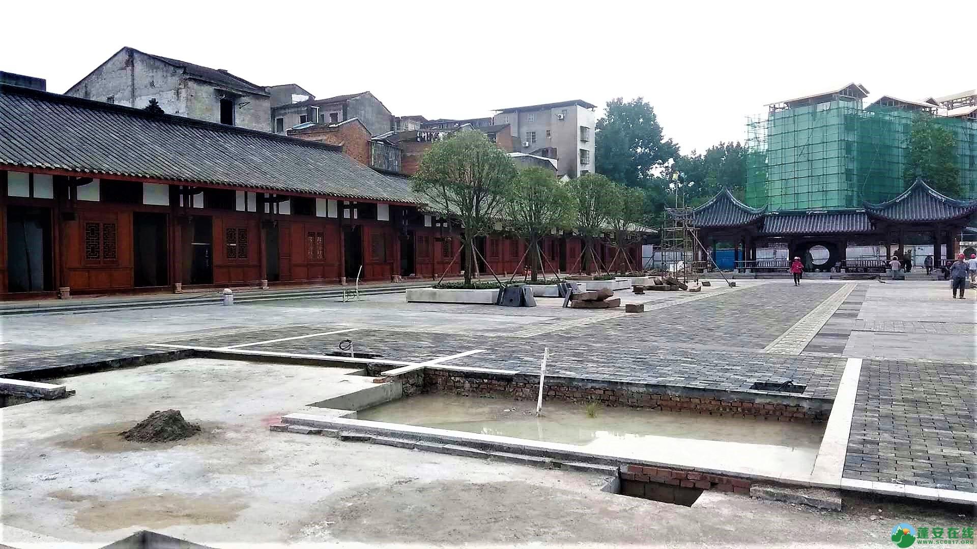 蓬安锦屏新区建设进度一览(2019年06月29日) - 第58张  | 蓬安在线