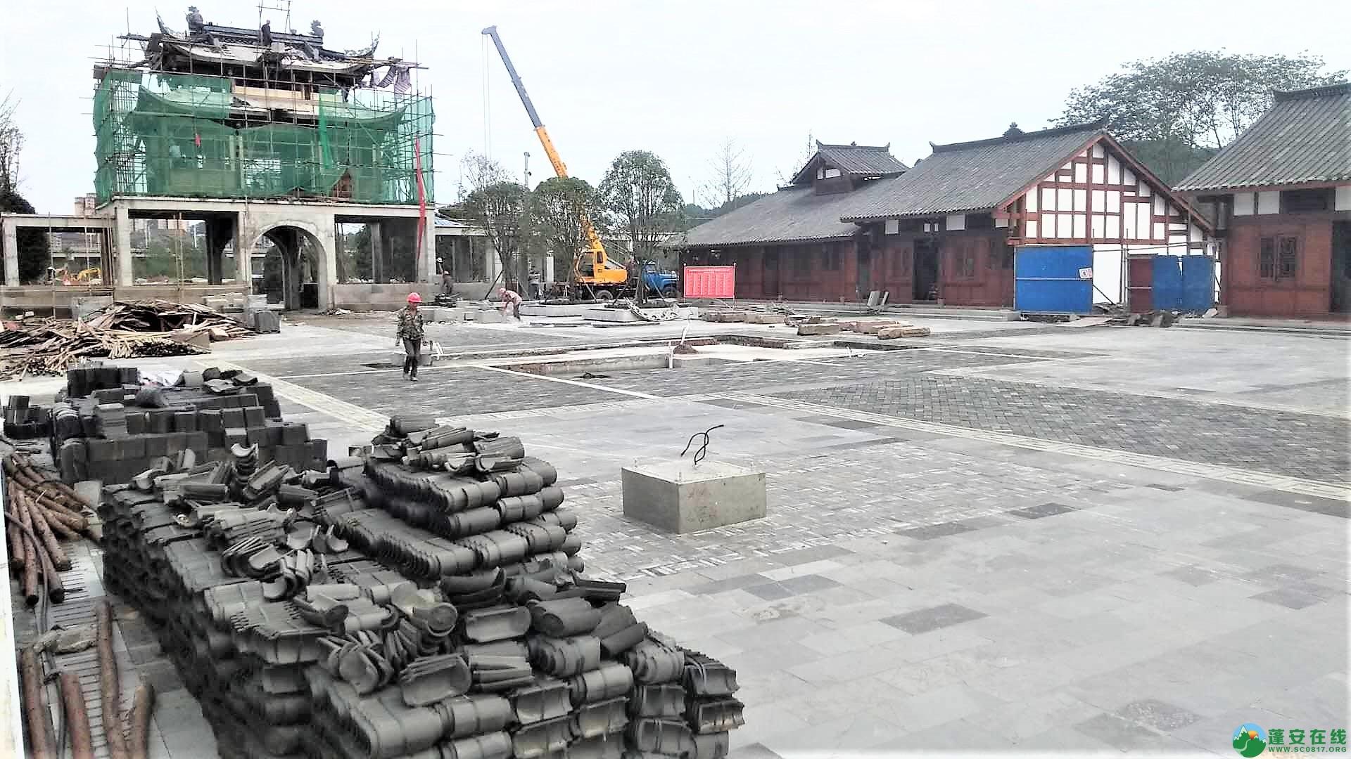 蓬安锦屏新区建设进度一览(2019年06月29日) - 第62张  | 蓬安在线