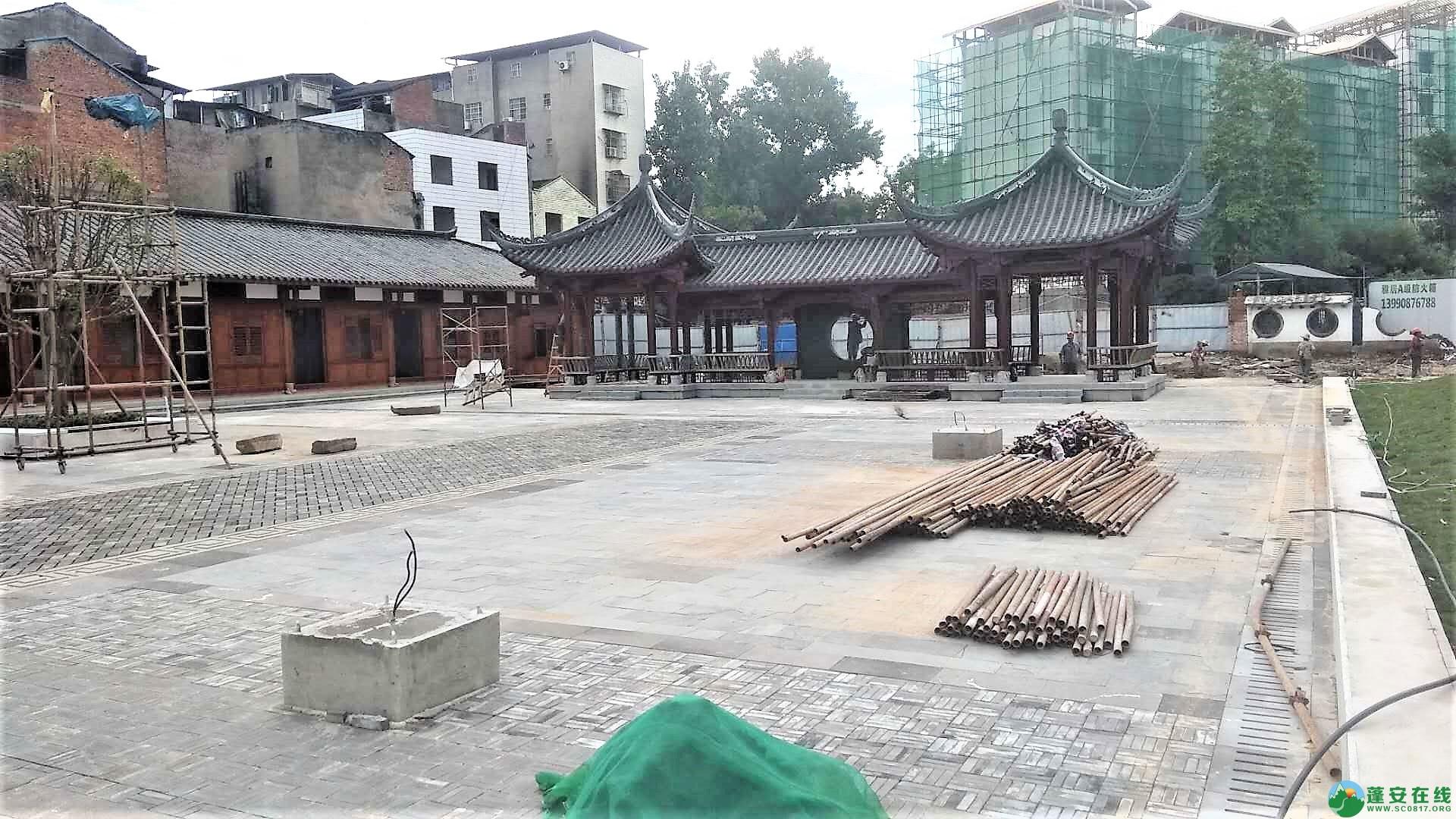蓬安锦屏新区建设进度一览(2019年06月29日) - 第63张  | 蓬安在线
