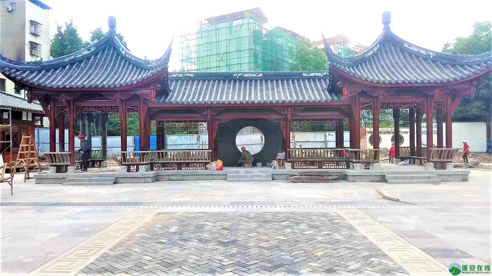 蓬安锦屏新区建设进度一览(2019年06月29日) - 第66张  | 蓬安在线