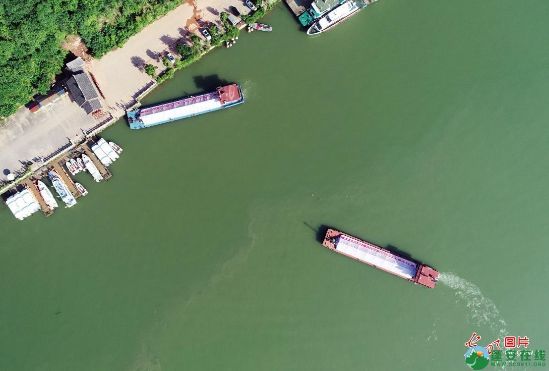 嘉陵江实现全江通航 - 第3张  | 蓬安在线