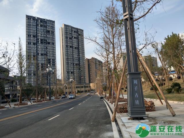 蓬安县嘉陵西路及棉麻路改扩接近尾声 - 第6张  | 蓬安在线