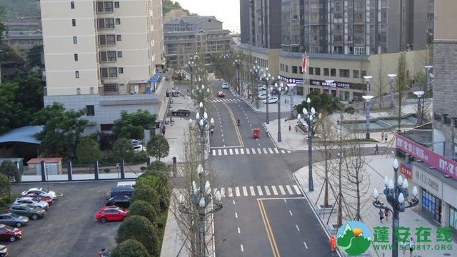 蓬安县嘉陵西路及棉麻路改扩接近尾声 - 第16张  | 蓬安在线