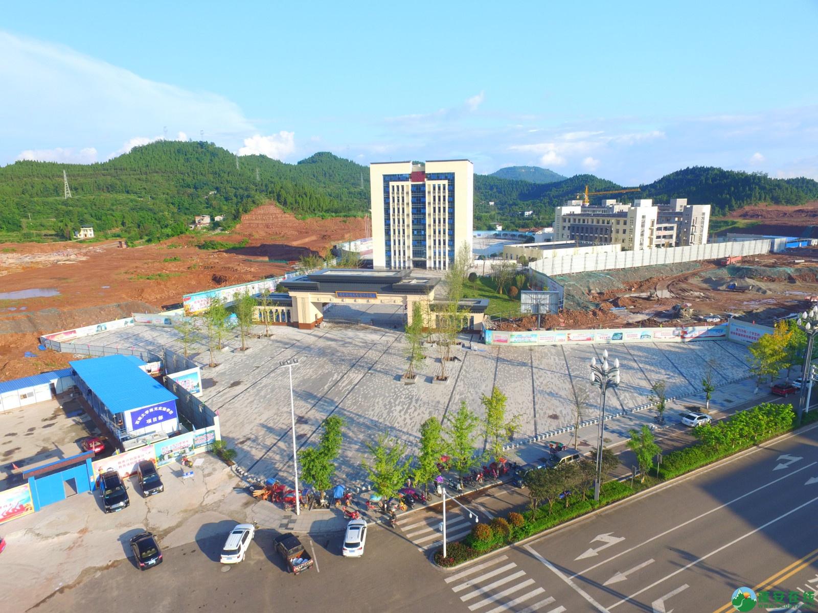 西南大学南充实验中学蓬安校区(2019年08月07) - 第1张  | 蓬安在线