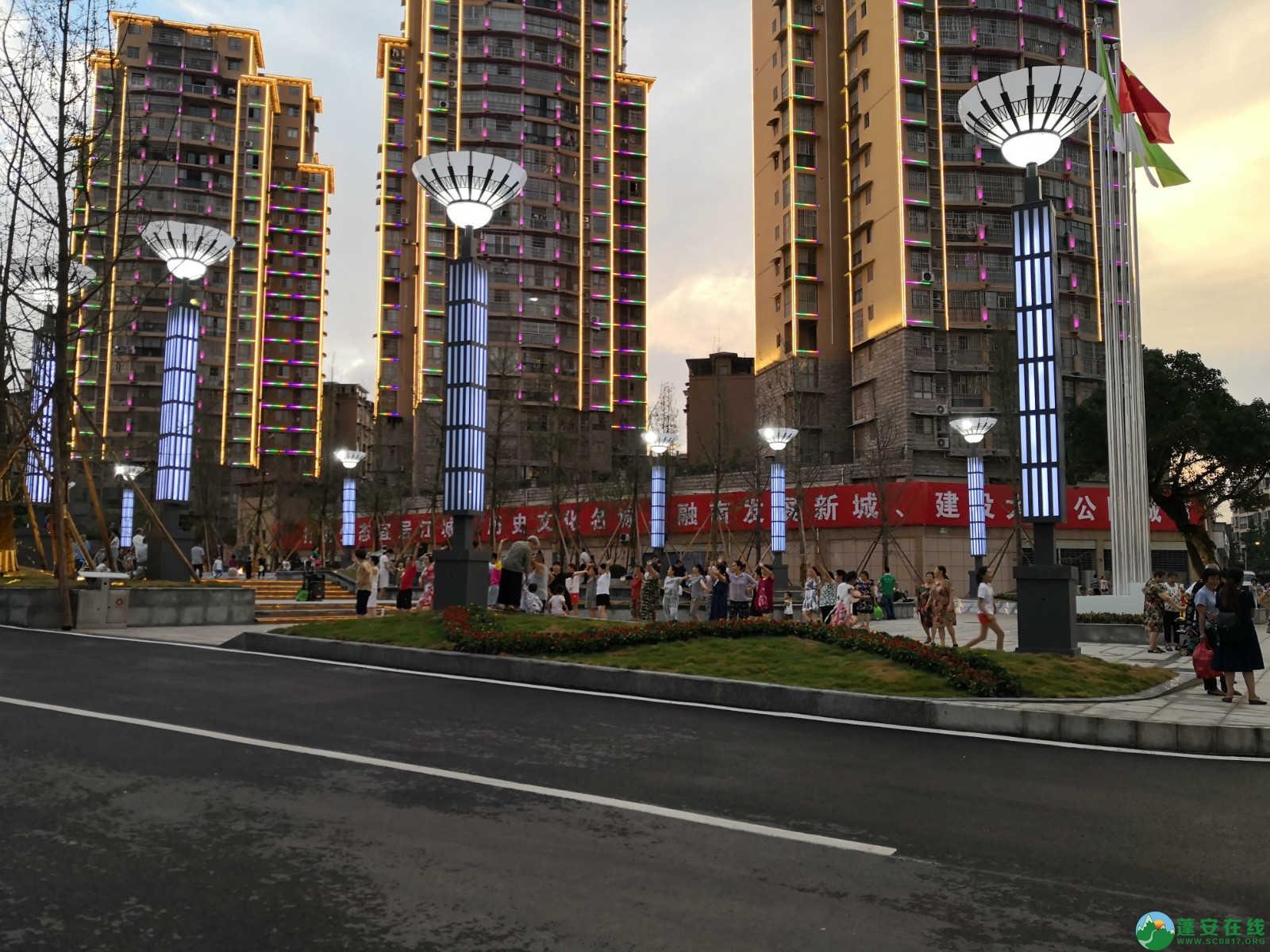蓬安嘉陵第一桑梓棉麻路新城新貌 - 第8张  | 蓬安在线