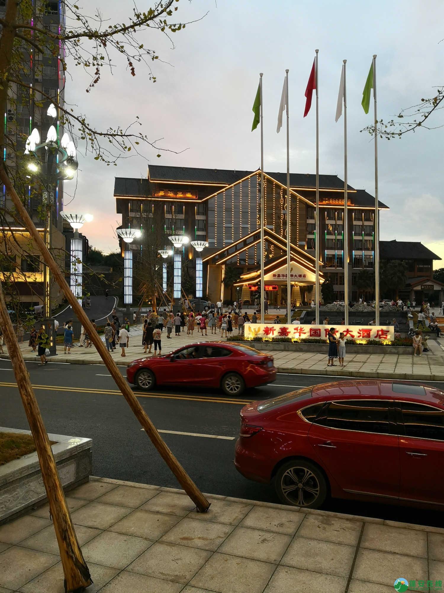 蓬安嘉陵第一桑梓棉麻路新城新貌 - 第18张  | 蓬安在线