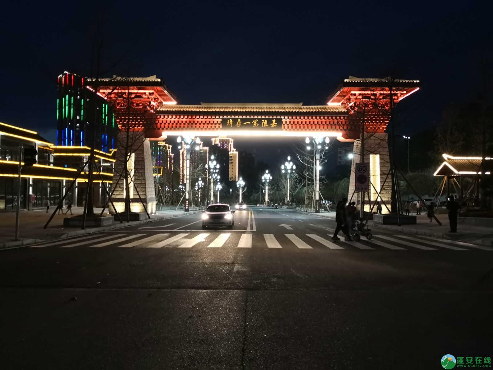 蓬安嘉陵第一桑梓棉麻路新城新貌 - 第40张  | 蓬安在线