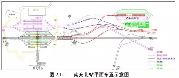 汉巴南铁路蓬安县车站设睦坝乡西北1km处,11月底全线开工建设 - 第3张  | 蓬安在线