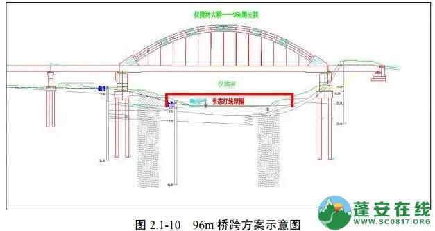 汉巴南铁路蓬安县车站设睦坝乡西北1km处,11月底全线开工建设 - 第8张  | 蓬安在线