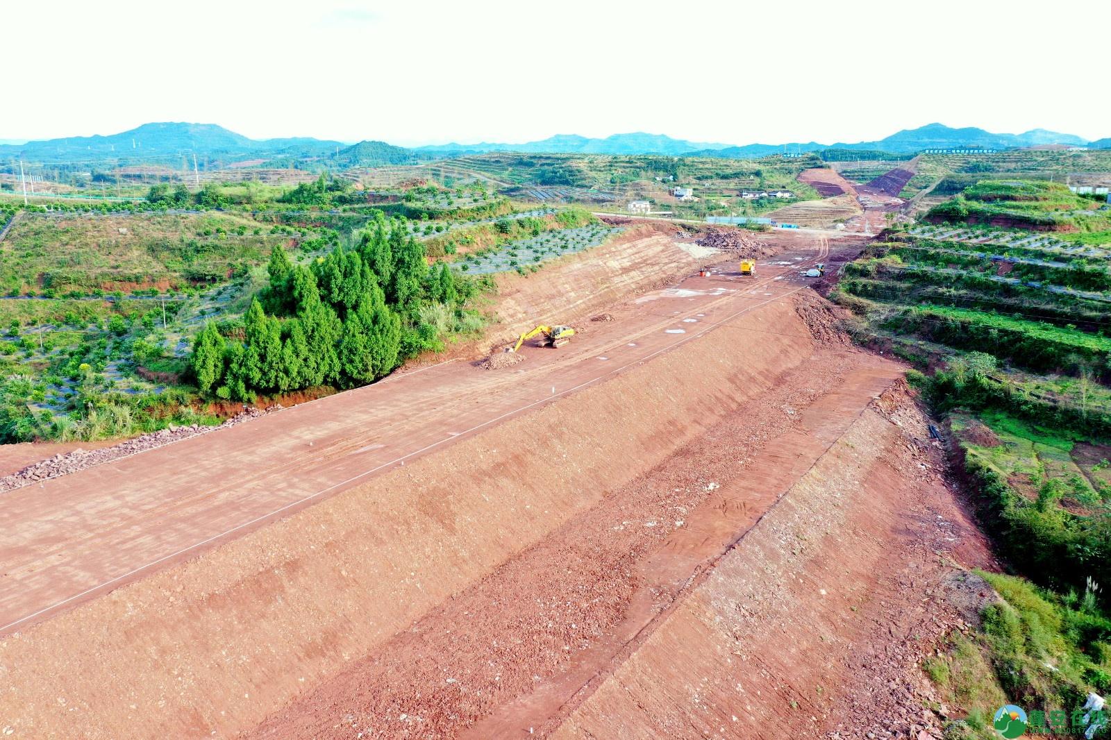 蓬安县顺蓬营一级公路最新进展(2019.10.16) - 第8张  | 蓬安在线