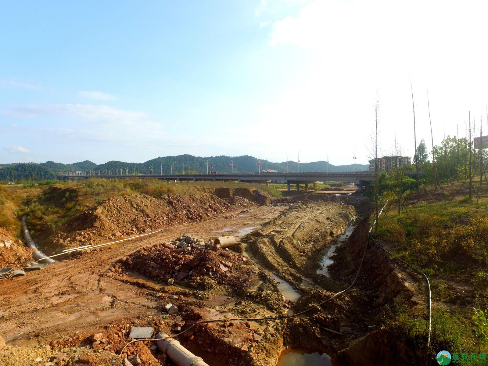 蓬安县锦屏新区干一道最新进展(2019.10.19) - 第14张  | 蓬安在线