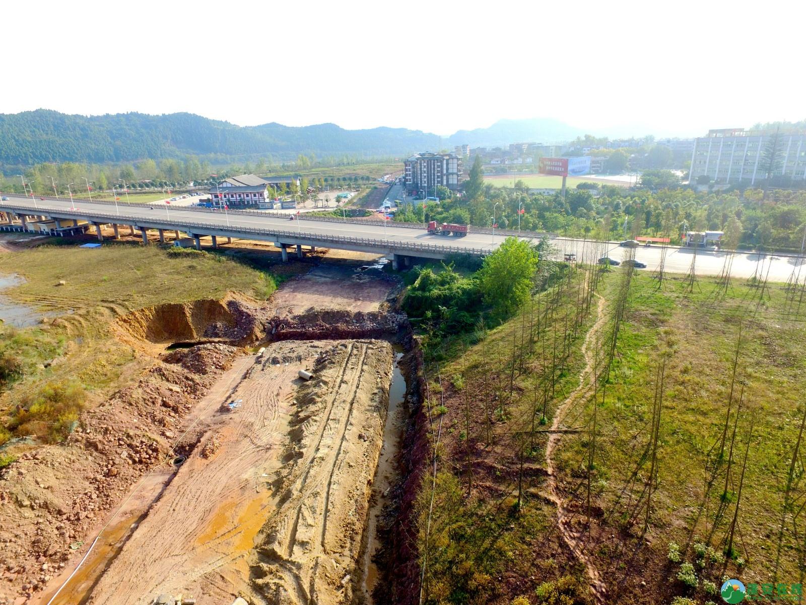 蓬安县锦屏新区干一道最新进展(2019.10.19) - 第15张  | 蓬安在线