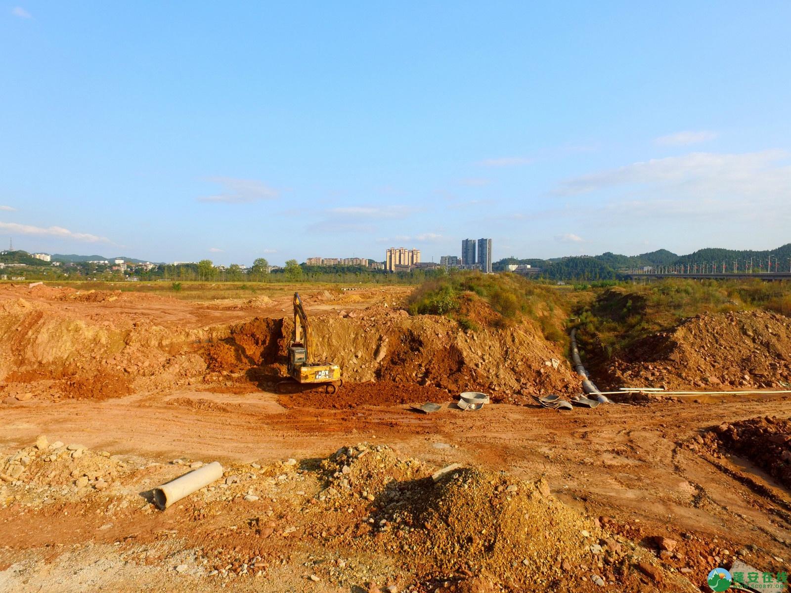 蓬安县锦屏新区干一道最新进展(2019.10.19) - 第16张  | 蓬安在线