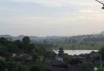 蓬安山水之城