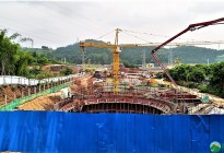 蓬安污水处理厂改建工程