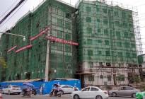 蓬安相如旅游接待中心建设进展(2018.6.3)
