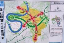 蓬安县2015年-2030年最新城市总体规划公示