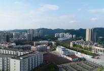 蓬安滨河新城新相貌