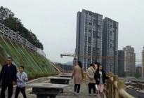 蓬安火锅公园近况(2018-10-12)