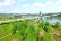 蓬安县相如故城建设进展!(2019年4月21)