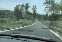 蓬安金周公路6月1日恢复通车