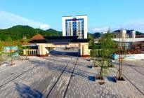 西南大学南充实验中学蓬安校区(2019年08月07)