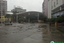 蓬安综合执法局等多部门联合整治老广场成效显著