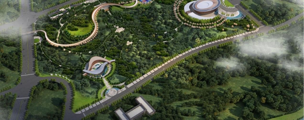蓬安体育中心进展(2020.05.14)