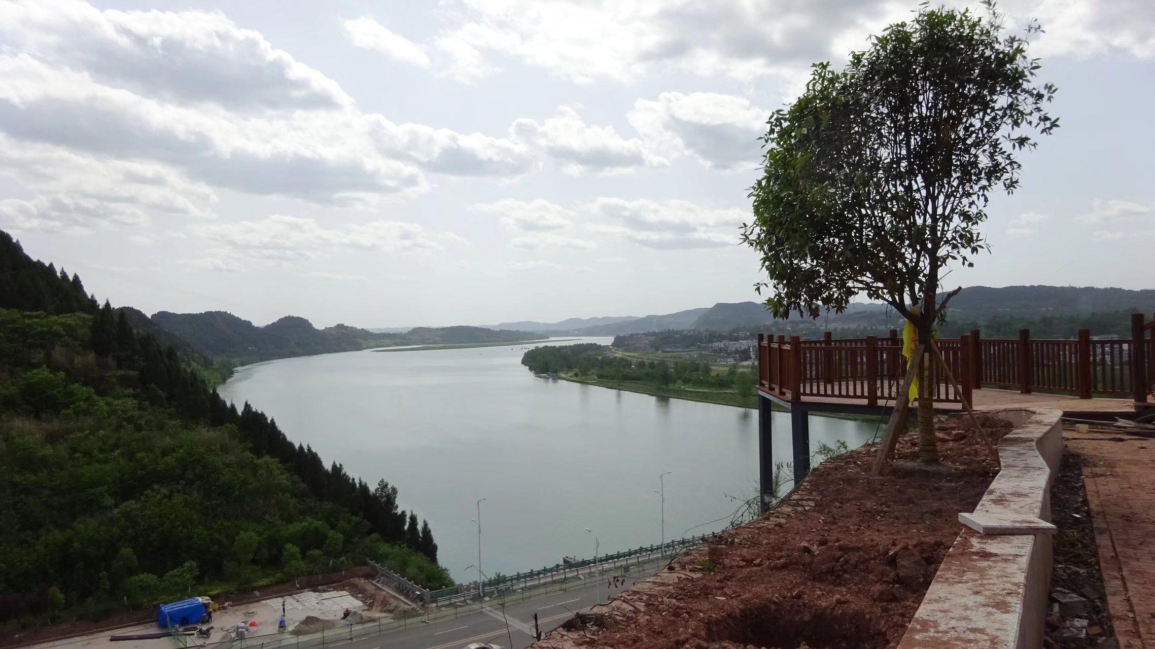 蓬安桑梓火锅公园施工进度(2018-05-10) - 第19张    蓬安在线