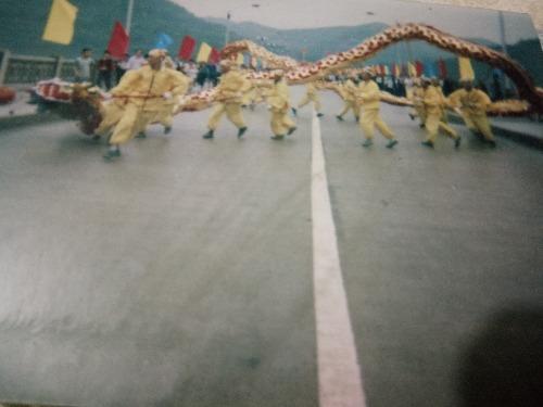 怀旧-蓬安嘉陵江一桥通车剪彩 - 第2张  | 蓬安在线