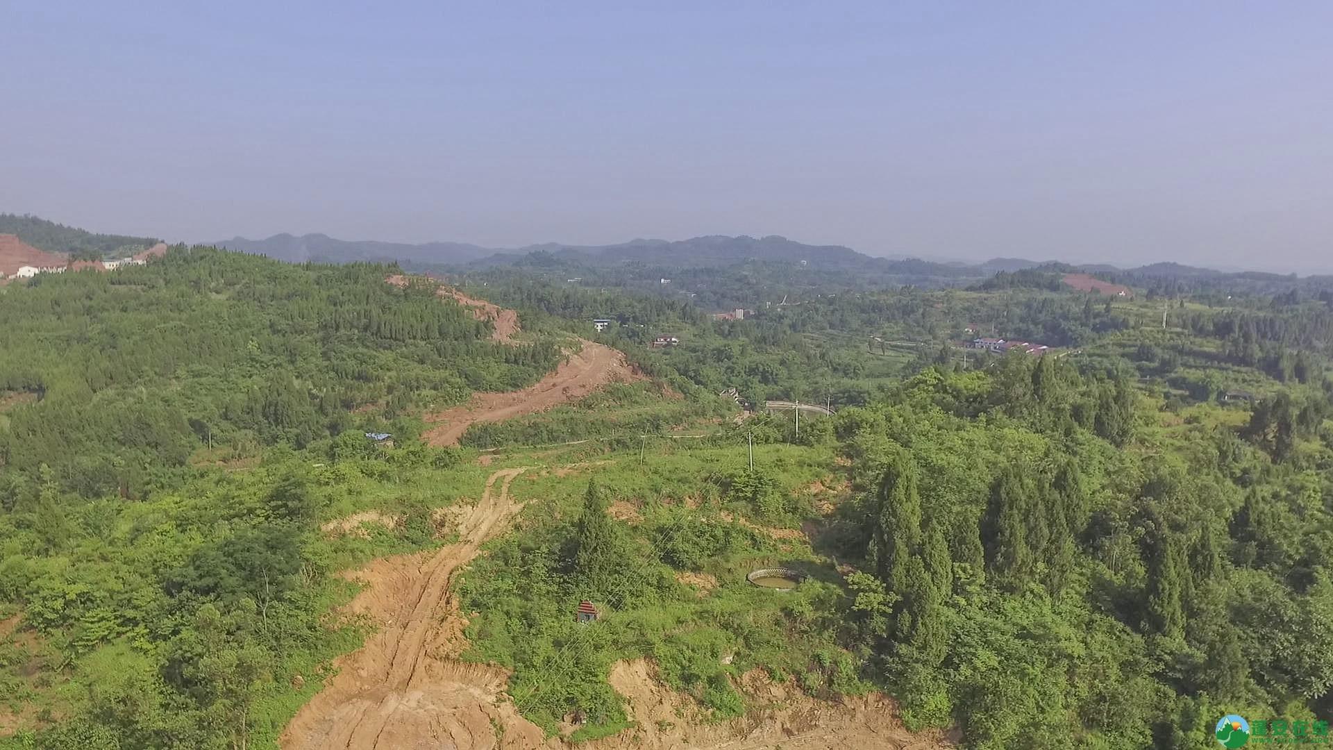 蓬安锦屏段S305省道改线工程进展 - 第10张  | 蓬安在线
