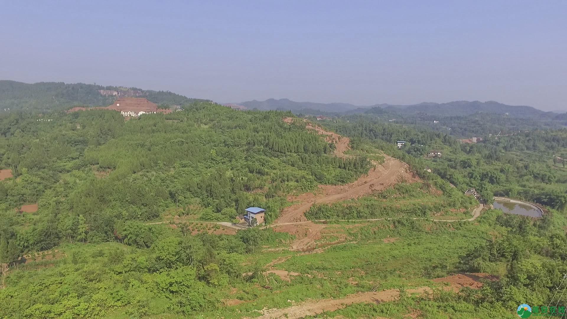 蓬安锦屏段S305省道改线工程进展 - 第11张  | 蓬安在线