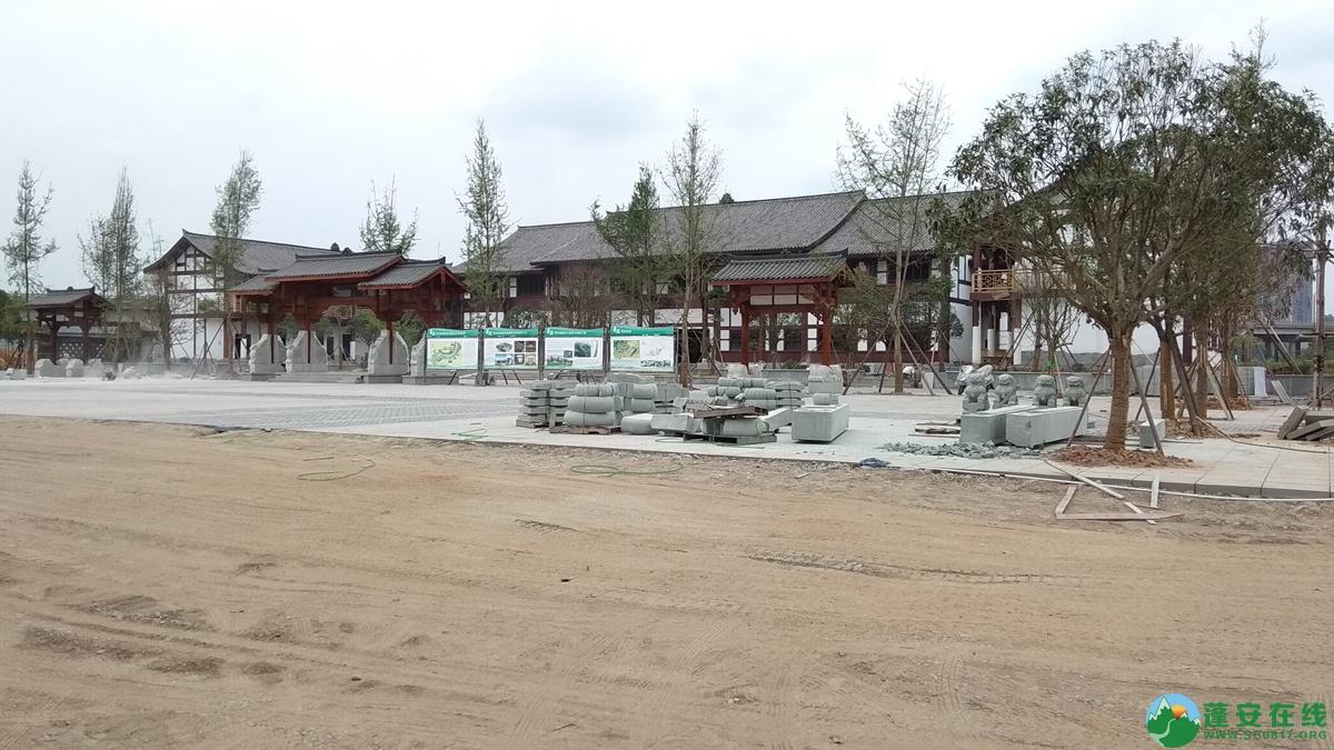 蓬安相如旅游接待中心建设进展(2018.6.3) - 第17张  | 蓬安在线