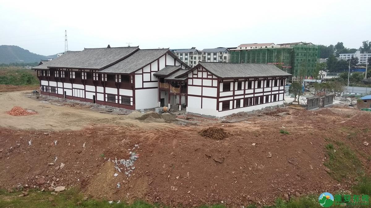 蓬安相如旅游接待中心建设进展(2018.6.3) - 第6张  | 蓬安在线