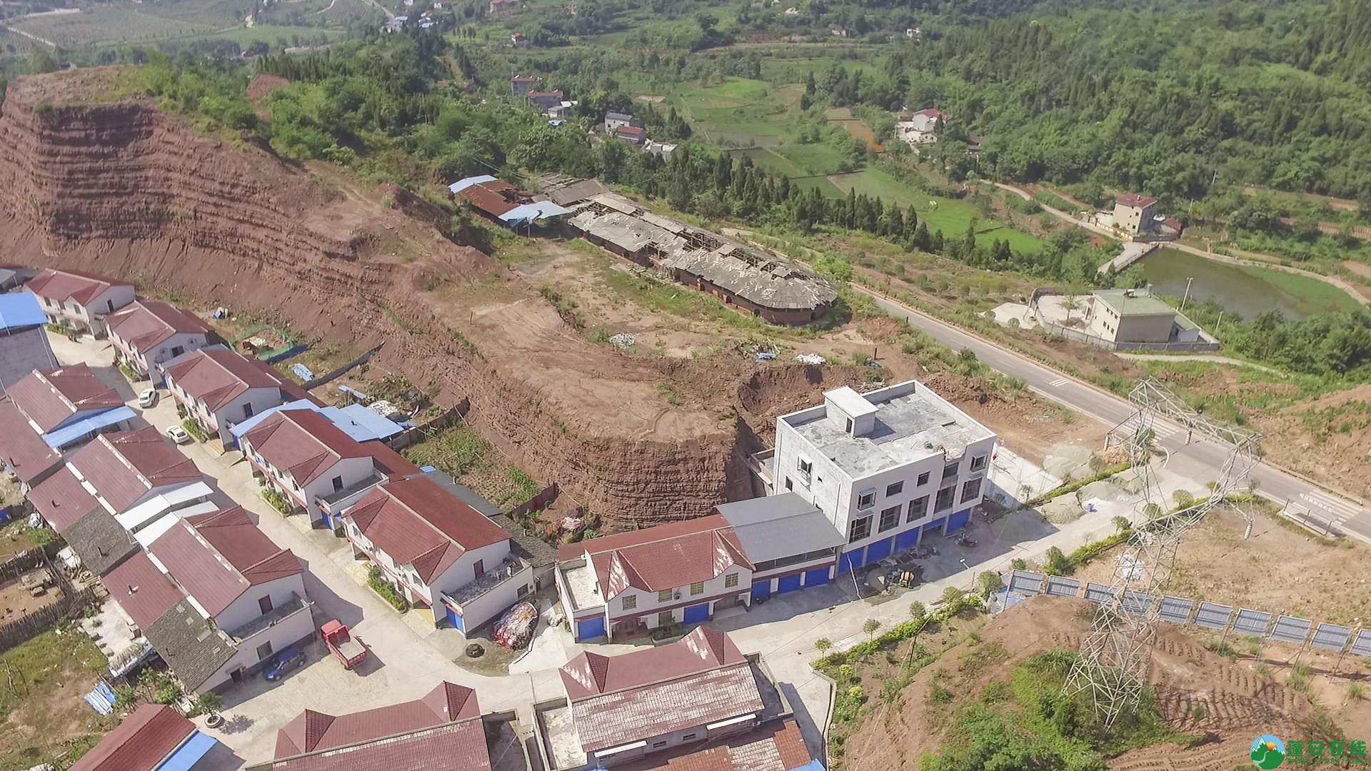 蓬安锦屏段S305省道改线工程进展 - 第20张  | 蓬安在线