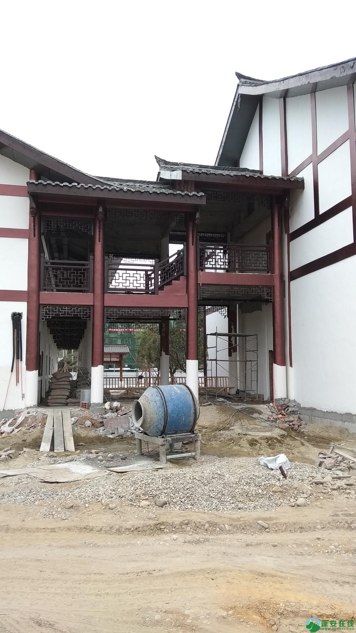 蓬安相如旅游接待中心建设进展(2018.6.3) - 第23张  | 蓬安在线