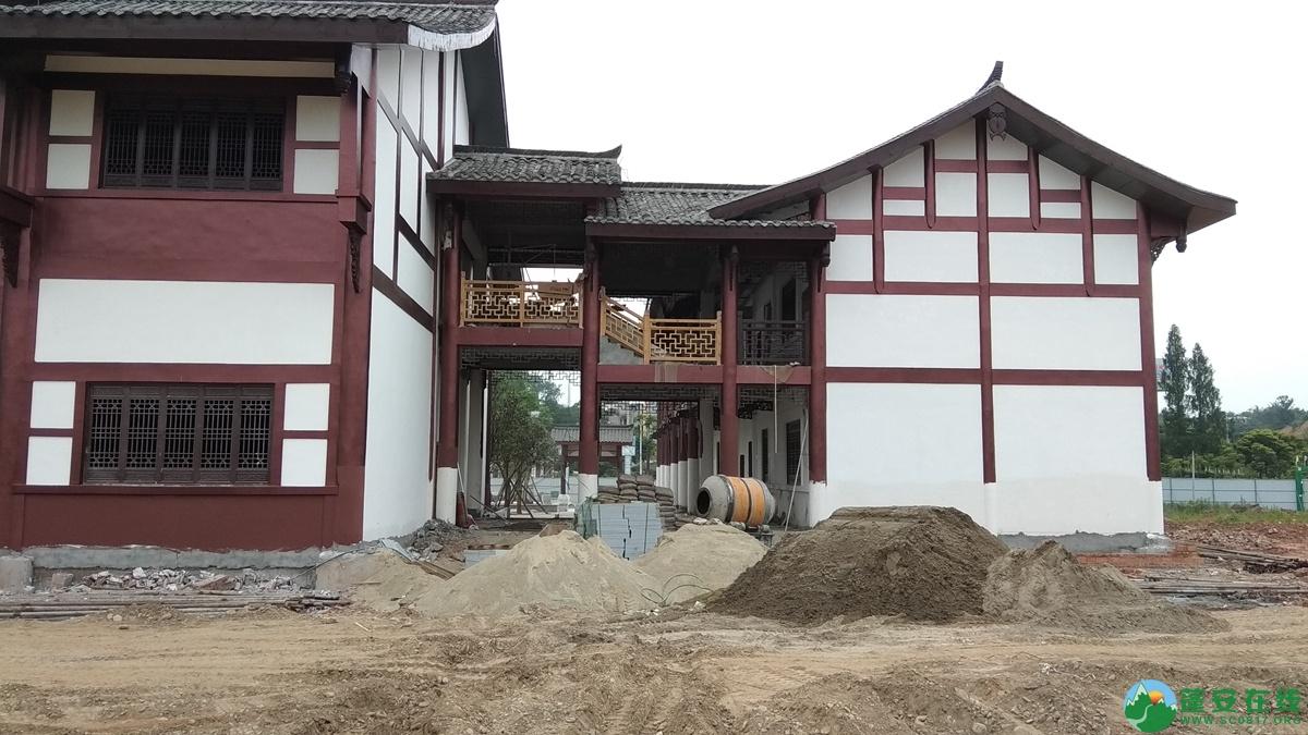 蓬安相如旅游接待中心建设进展(2018.6.3) - 第24张  | 蓬安在线