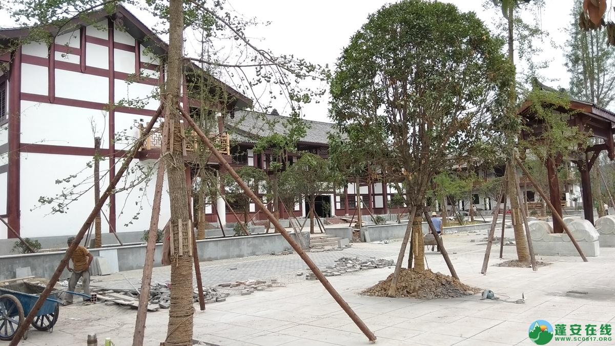 蓬安相如旅游接待中心建设进展(2018.6.3) - 第28张  | 蓬安在线