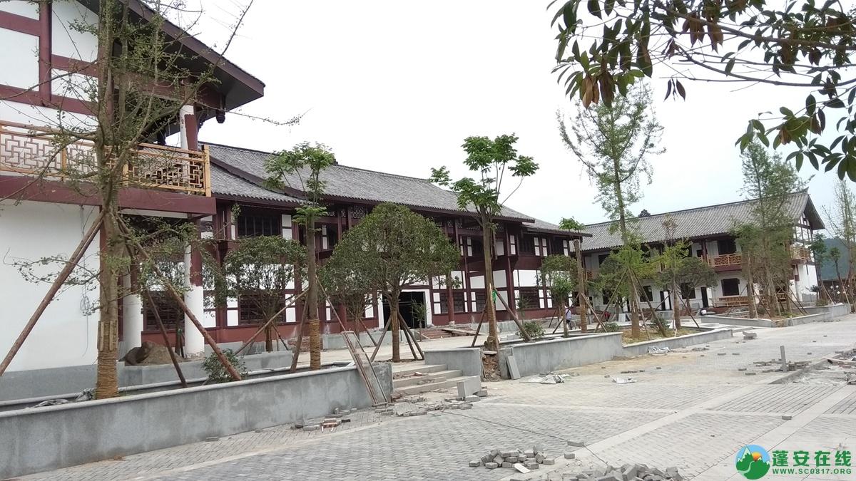 蓬安相如旅游接待中心建设进展(2018.6.3) - 第29张  | 蓬安在线