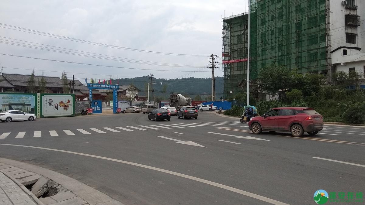 蓬安相如旅游接待中心建设进展(2018.6.3) - 第7张  | 蓬安在线